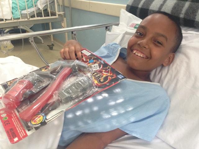 2016-01-26 17.54.09- CB José Roberto, Rose - Recanto - Hospital